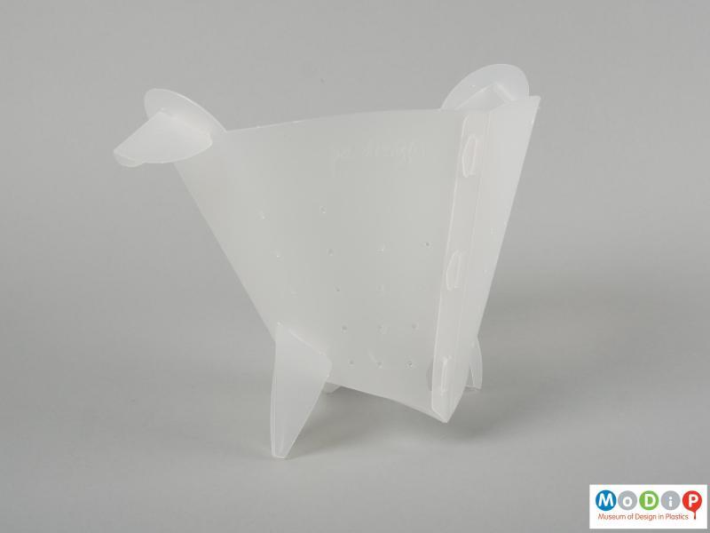 Mizukili colander | Museum of Design in Plastics