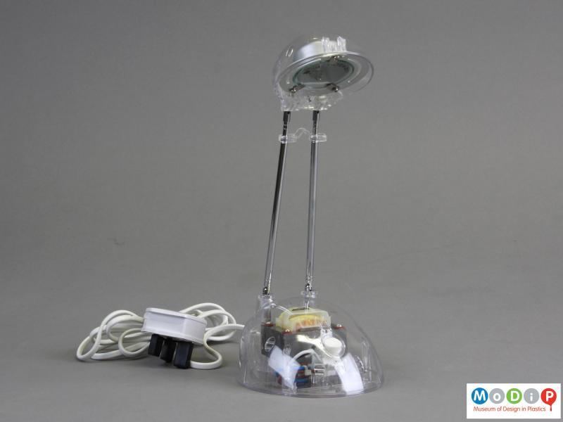 Small Halogen Desk Lamp Details