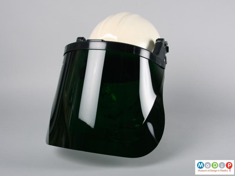 Vulcan safety helmet | Museum of Design in Plastics