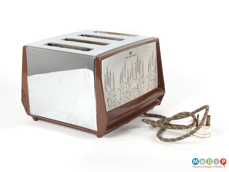 Proctor Silex A 9713 Toaster Museum Of Design In Plastics
