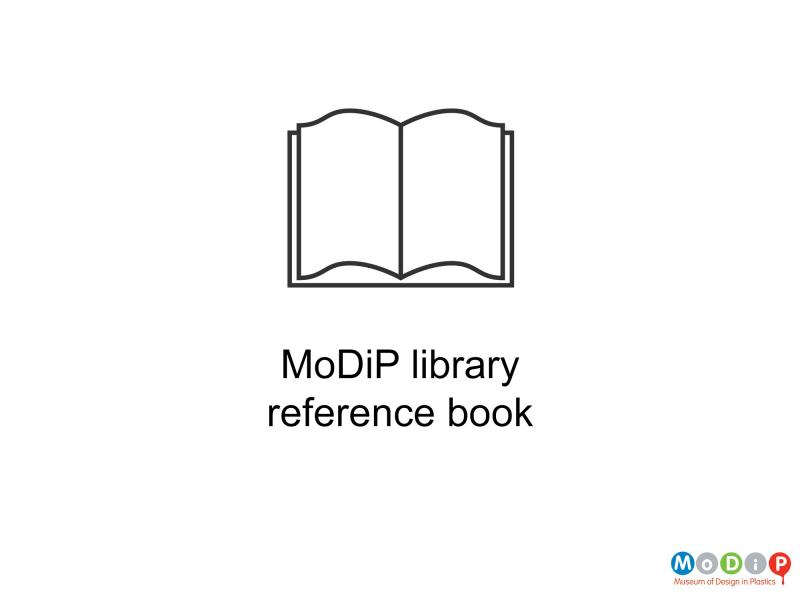 MoDiP Library reference book