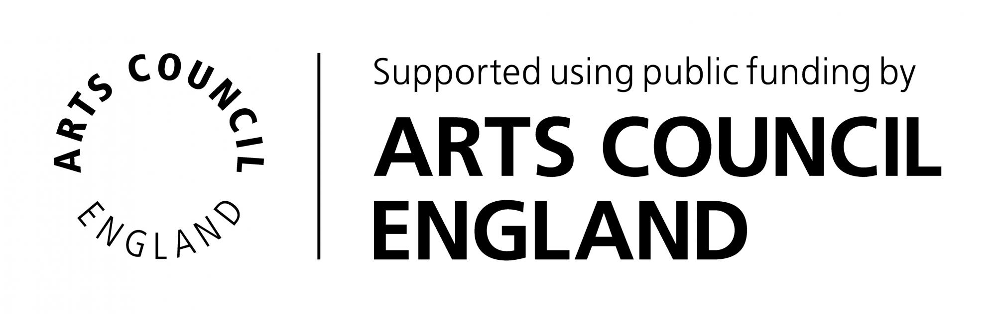 Arts Council England logo