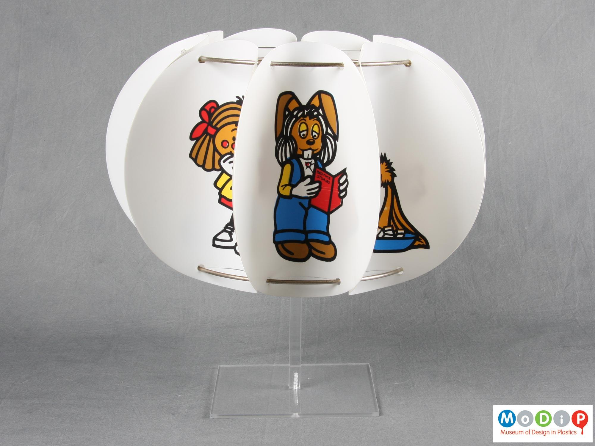 Magic Roundabout Character Lampshade Museum Of Design In