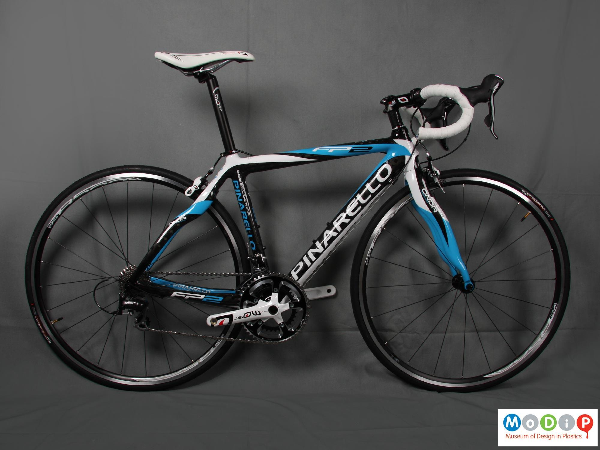 Pinarello Fp2 Carbon 105 Team Sky 2010 Bicycle Museum Of