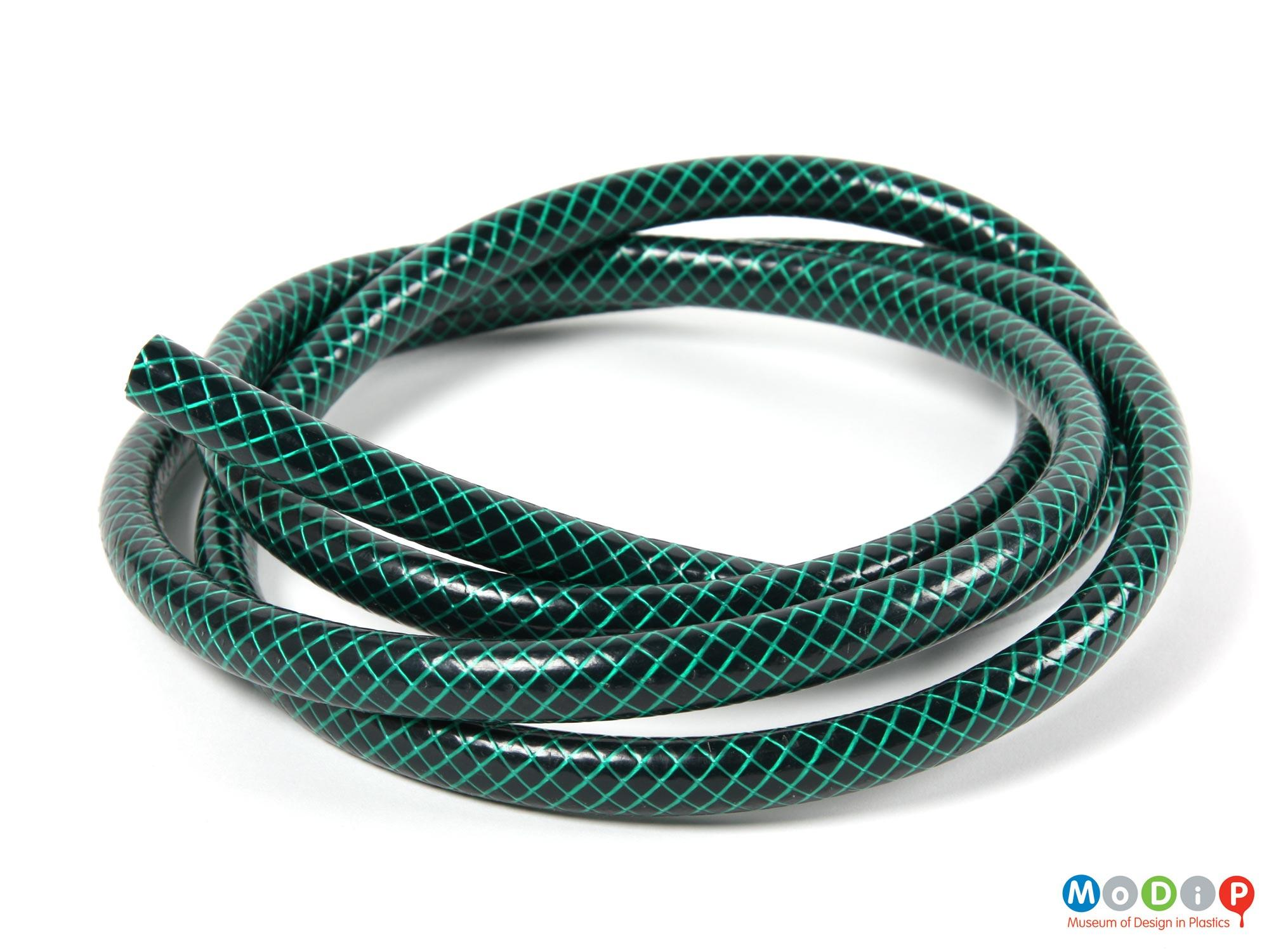 A Length Of Pvc Garden Hose Pipe Museum Design In Plastics Electrical Wiring Pipes