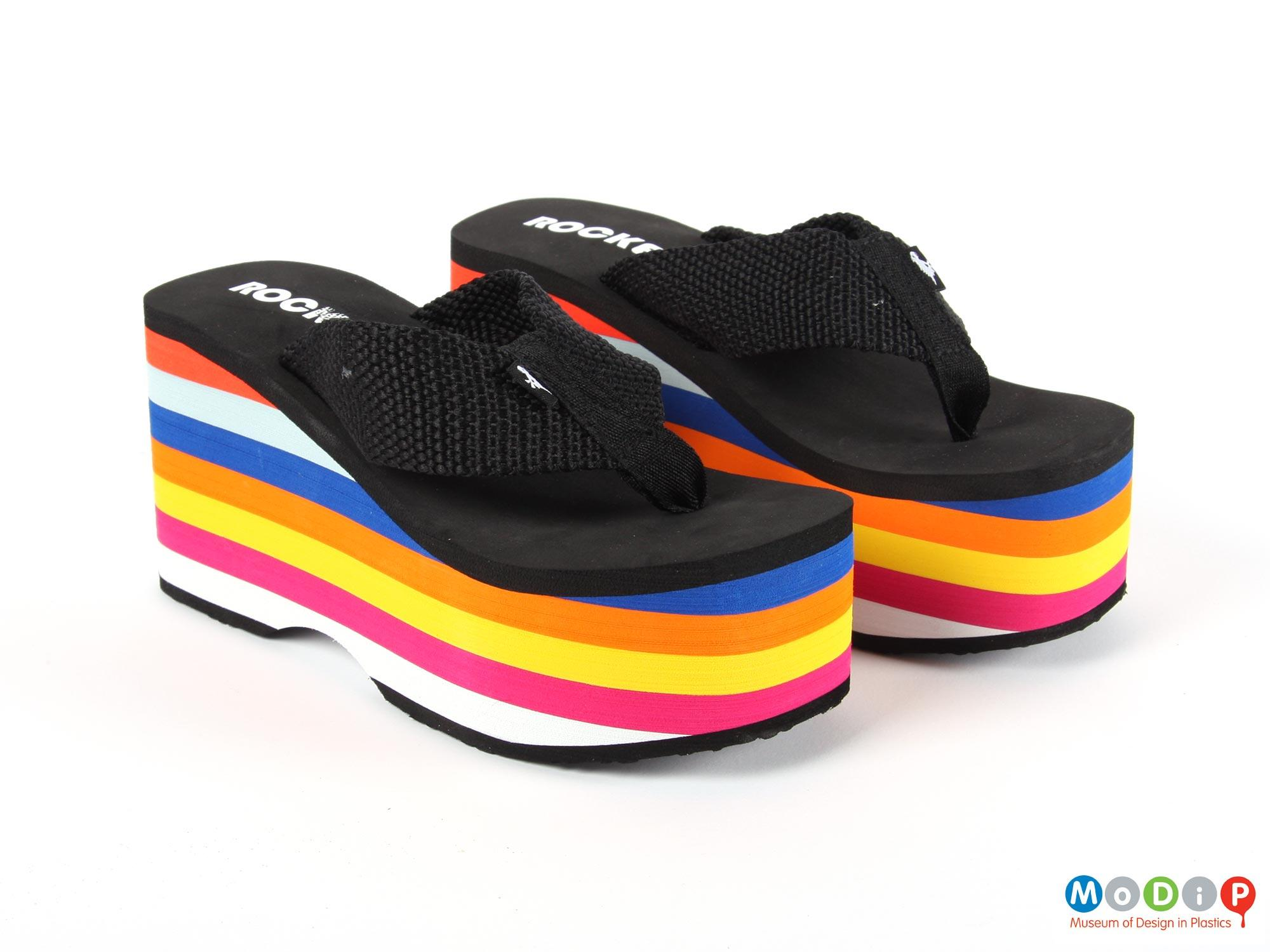 Nike Ultra Celso Thong Flip Flops Red Nike Sandals & Flip