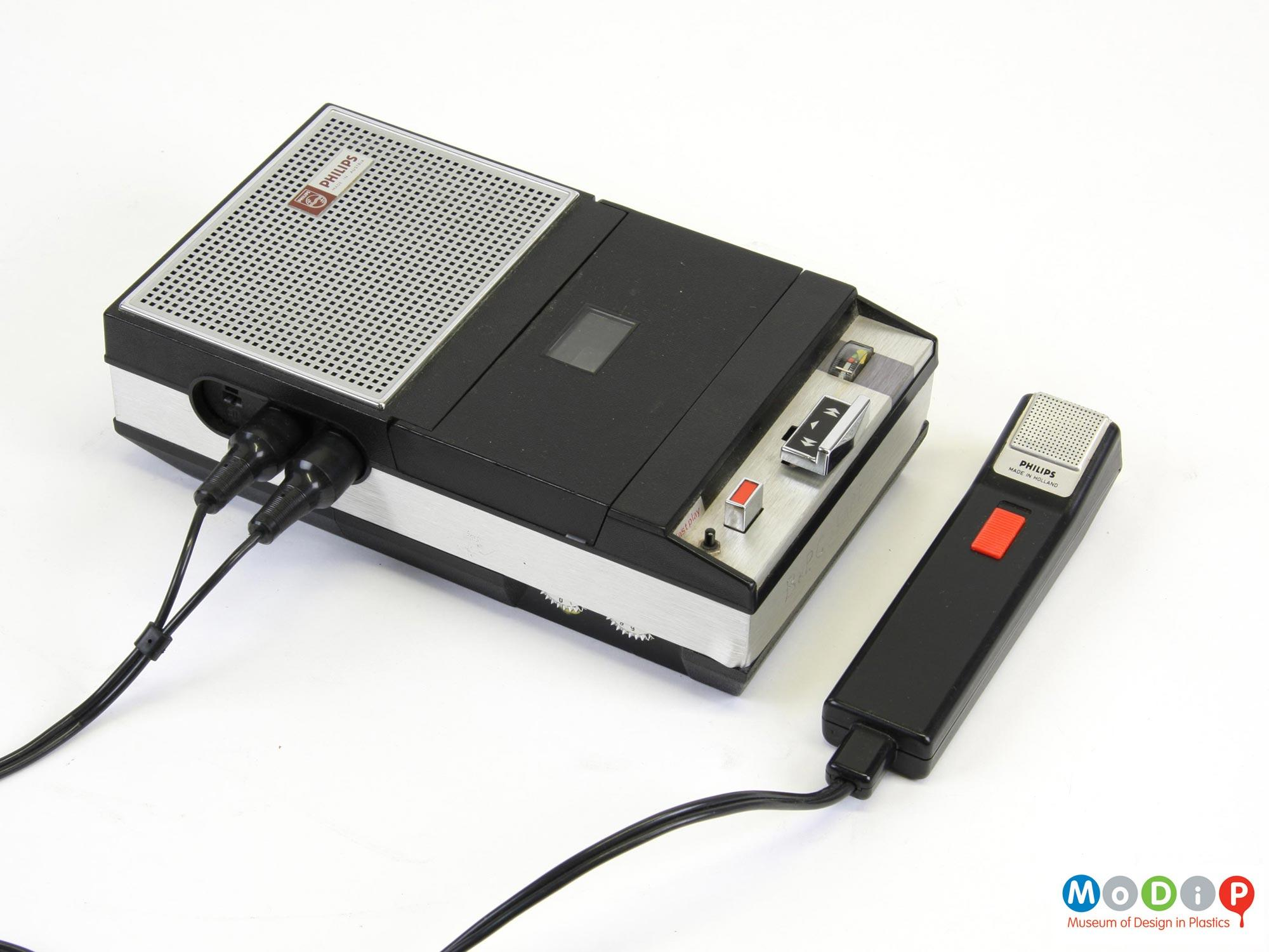 Philips El 3302 Cassette Recorder